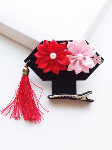 Princess Tassel Hairpin