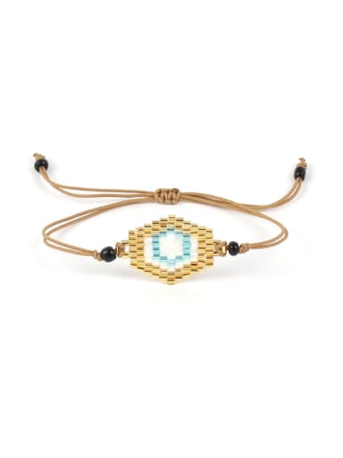 Geometric Shaped Accessories Western Style Bracelet