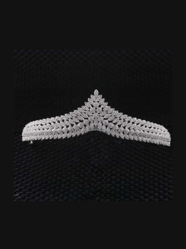 Micro Pave Zircons New Design Hair Accessories