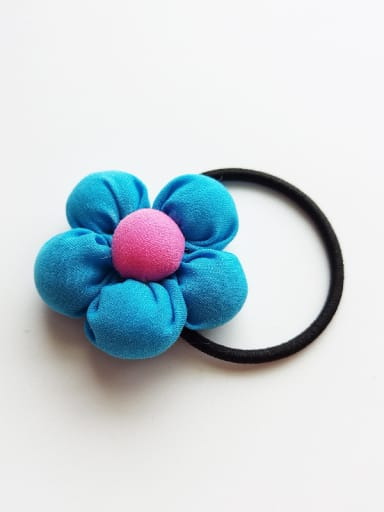 Flower Hair Rope