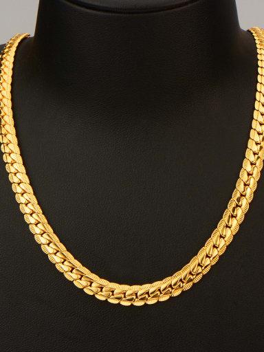 18K Fashion Jadoku Chain