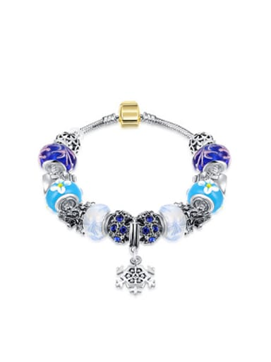Fashion Glass Beads Women Bracelet