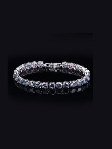 New Simple Jewelry Copper Bracelet