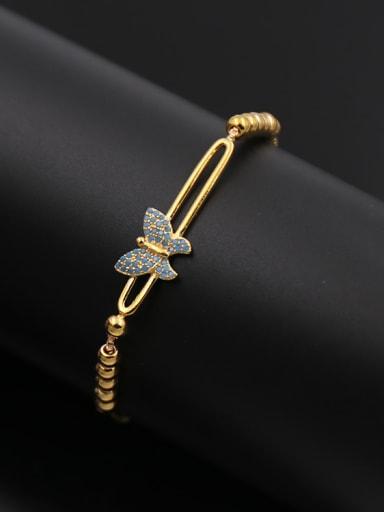 Butterfly Stretch Bracelet