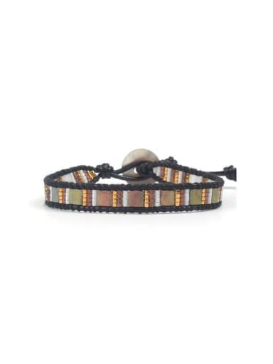 Western Style Woven Rope Fashion Bracelet