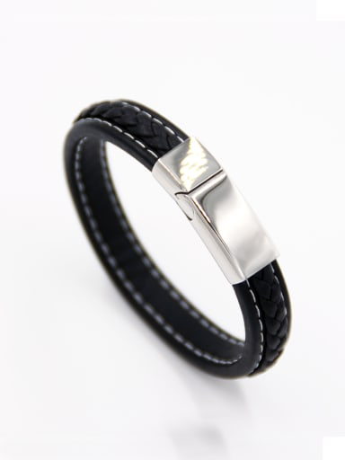 style with Stainless steel Bracelet