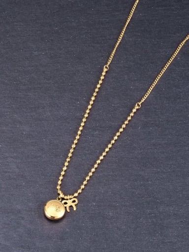 Titanium Heart Minimalist pendant Necklace