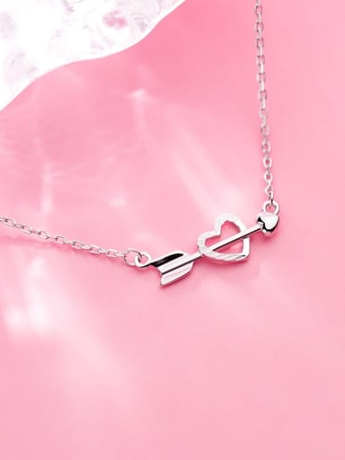 925 Sterling Silver Fashion and beautiful heart Pendant Necklace