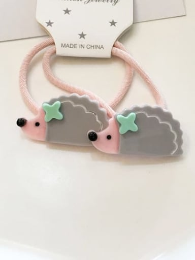 2 Hedgehog Cellulose Acetate Cute  Small animals Hair Rope