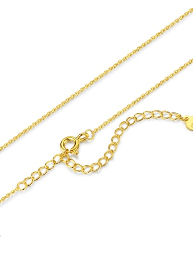 925 Sterling Silver Minimalist Cable Chain