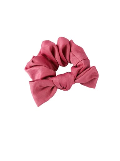 Ribbon bow headband tied hair hair band