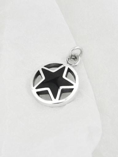 Vintage Sterling Silver With Vintage Pentagram Pendant Diy Accessories
