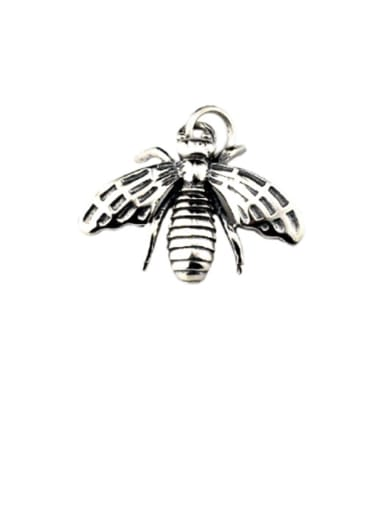 Vintage Sterling Silver With Vintage Bee Pendant Diy Accessories