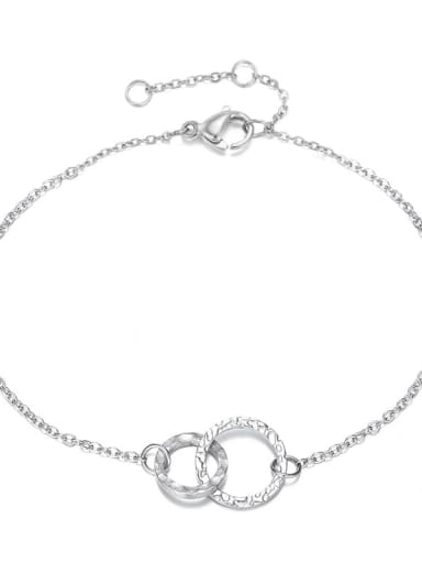Stainless steel Round Minimalist Chain