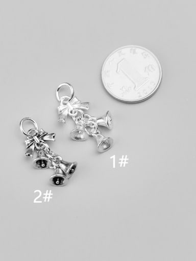 925 Sterling Silver Charm Height :26mm , Diameter : 5.8 mm