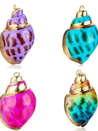 Multicolor Shell ConchCharm