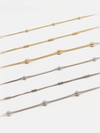 Copper Statellite Chain