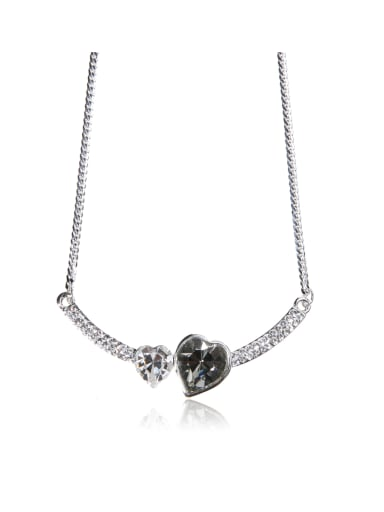 Love Classic SWAROVSKI element crystal  necklace