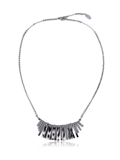 elegant Tassel Necklace