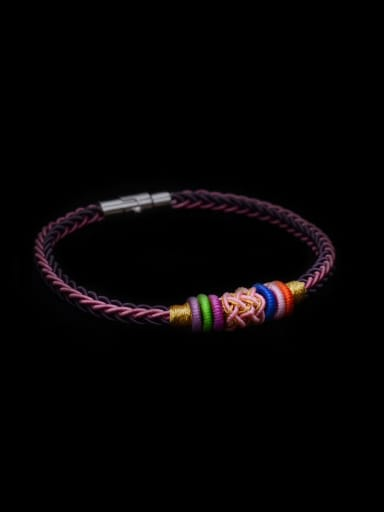 Handmade Fashion Chinlon Bracelet