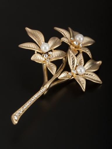 Model No XY09588 Fashion Gold Plated  Lapel Pins & Brooche