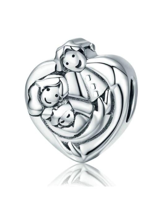 Maja 925 Silver Family charm