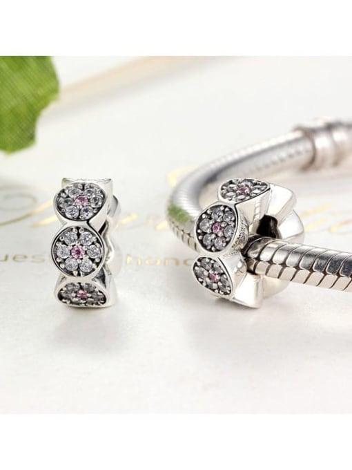 Maja 925 silver cute garland element accessories