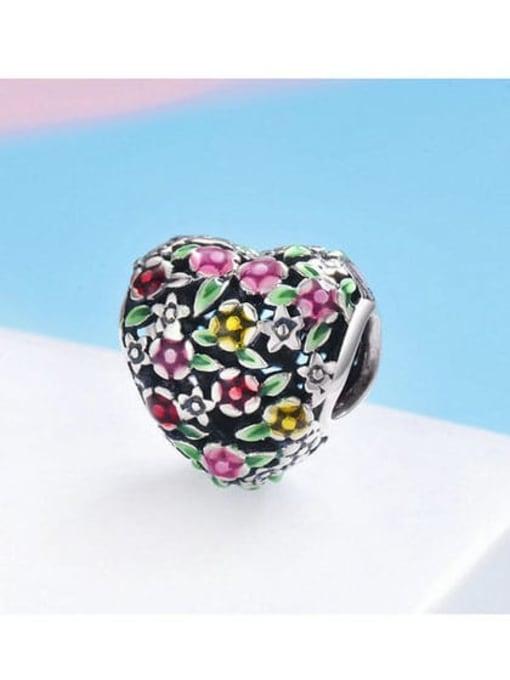 Maja 925 silver flower element accessories