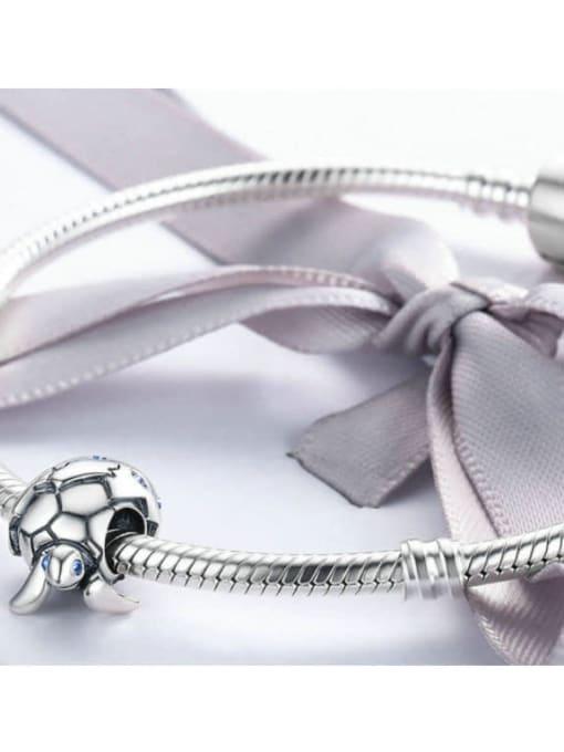 Maja 925 Silver Turtle charm