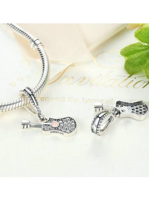 Maja 925 silver cute violin charm