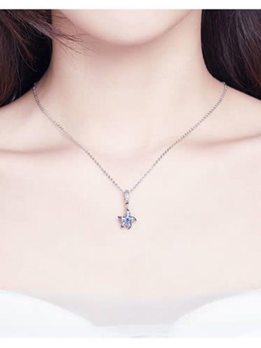 Maja 925 silver starfish charm