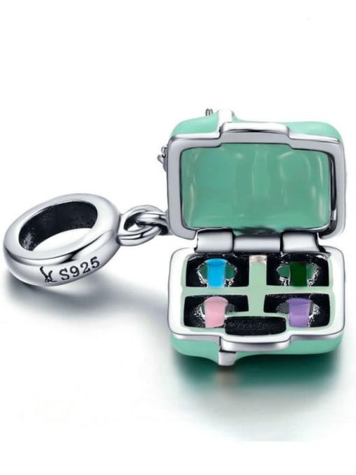 Maja 925 silver gift box charm