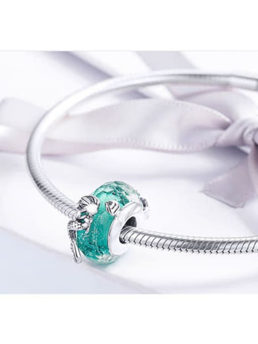 Maja 925 Silver Romantic Mermaid charm