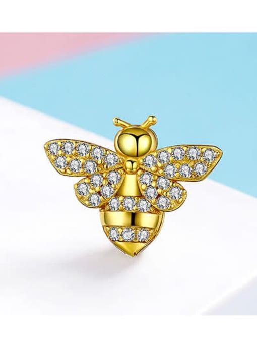 Maja 925 silver cute bee charm