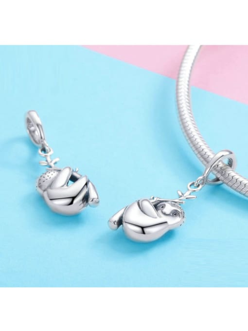 Maja 925 silver cute animal charm
