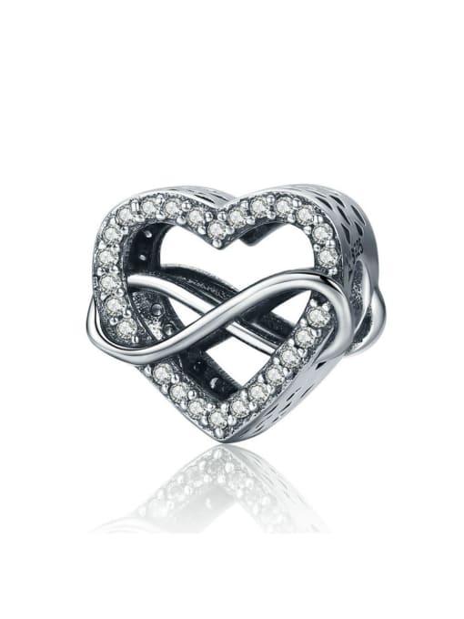 Maja 925 silver heart charm