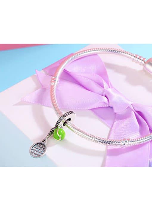 Maja 925 silver cute tennis charm
