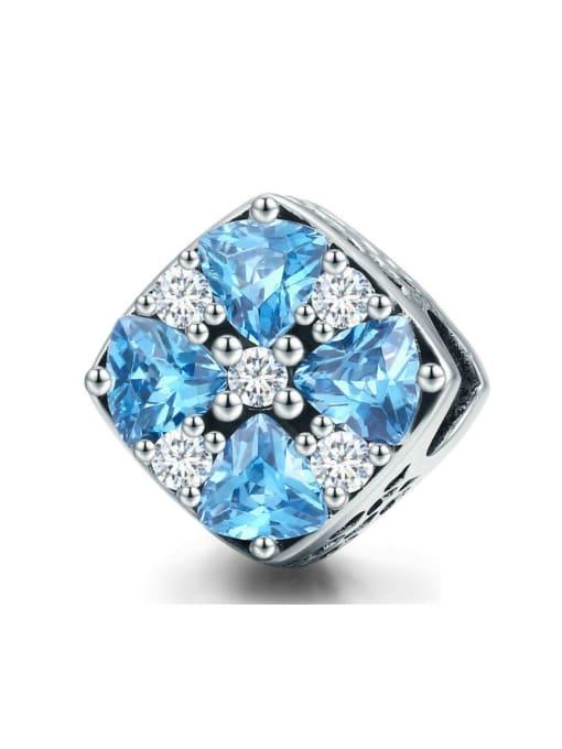 Maja 925 silver Cubic Zirconia element accessories