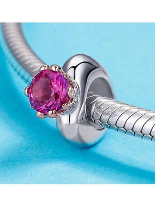 Maja 925 silver cute ring charm