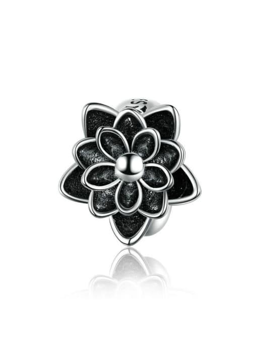 Maja 925 silver lotus charm