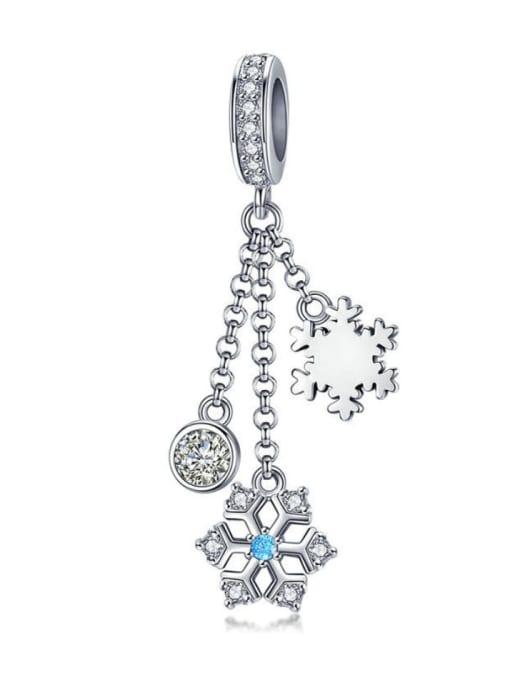 Maja 925 silver snowflake charm