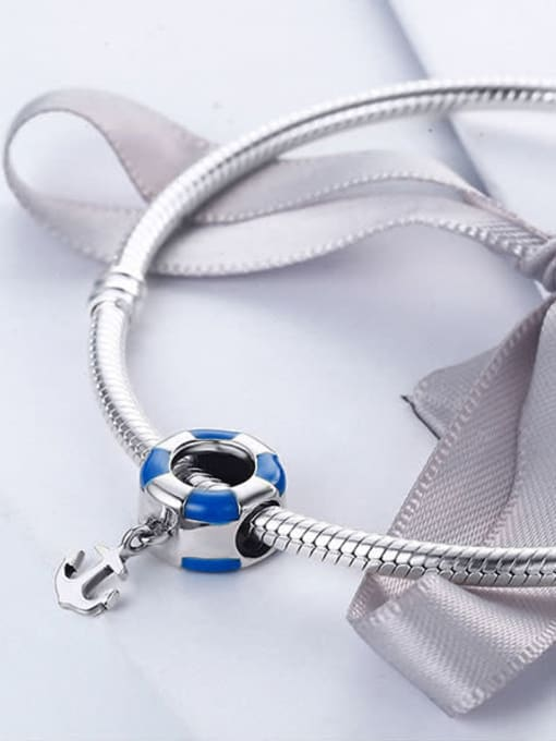 Maja 925 silver cute anchor charm