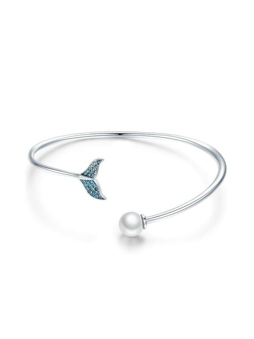 One Next 925 Silver  Mermaid Bracelet