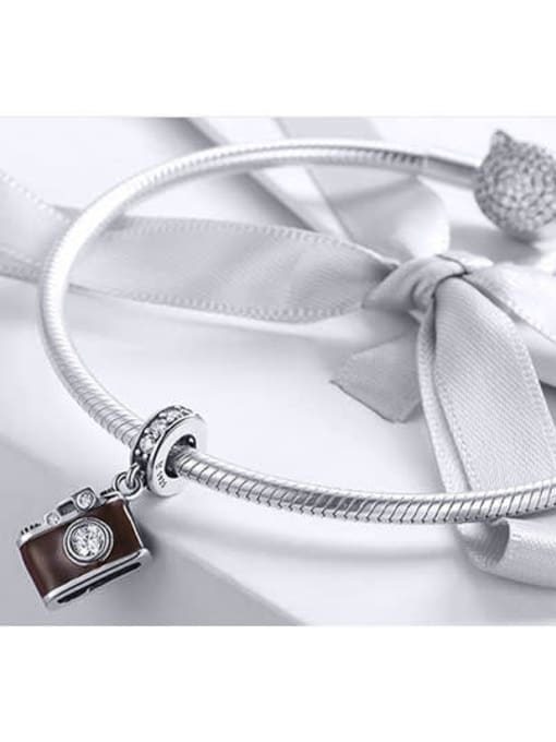 Maja 925 silver camera charm