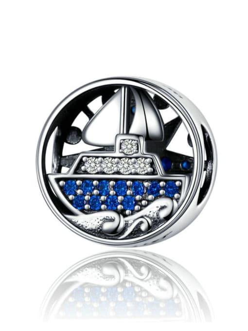 Maja 925 Silver Sailboat charm