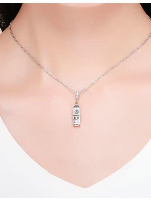 Maja 925 Silver Big Ben charm