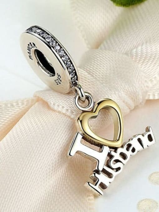 Maja 925 Silver Father's Day charm
