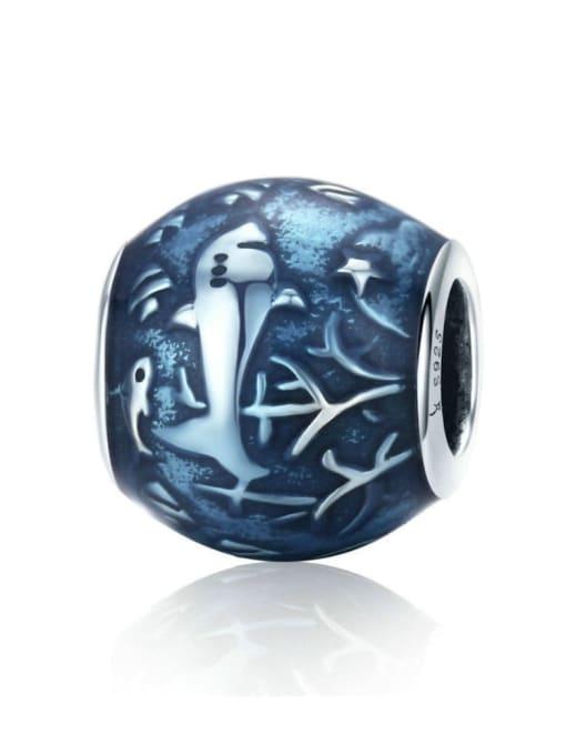 Maja 925 Silver Underwater World charm
