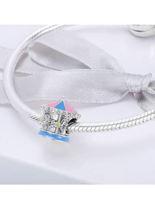 Maja 925 silver carousel charm