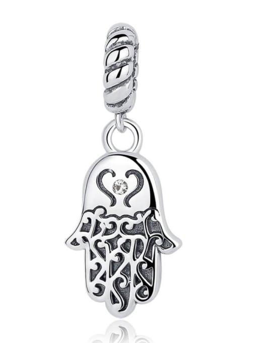Maja 925 Silver Fatima Hand charms